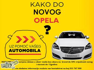 Staro za novo - Berlijeta d.o.o - Opel