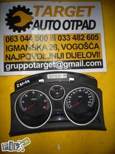 Celer Sat Opel Zafira