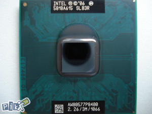Core2Duo P8400 2.26GHz  / 3MB /1066