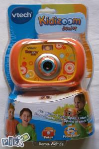 VTECH® Kidizoom® ~ Junior ~PRAVI Digitalni aparat.3u