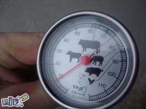 Termometar za pecenje na raznju