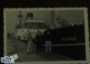Atlantska plovidba- brod Travnik