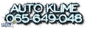 Autoklime ---punjenje 065/649-048