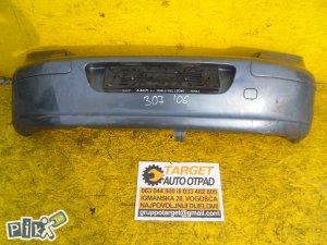 Karambolka Branik Peugeot 307 2006