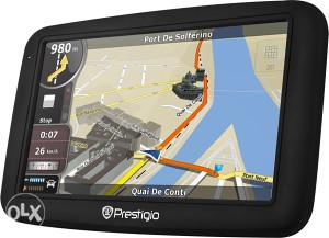 "Auto navigacija PRESTIGIO GeoVision 5067 GPS 5"" 4GB"