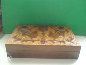 Kutija škrinja za nakit