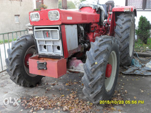 Traktor Internacional 645
