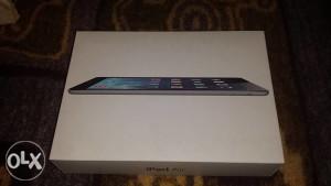 Apple iPad air 16GB space gray Novo